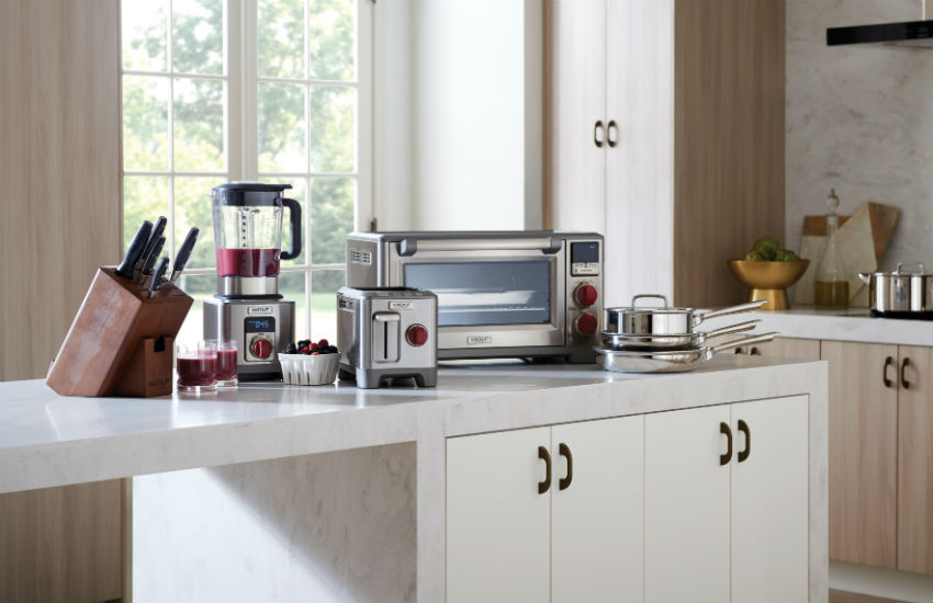 wolf countertop appliances bring