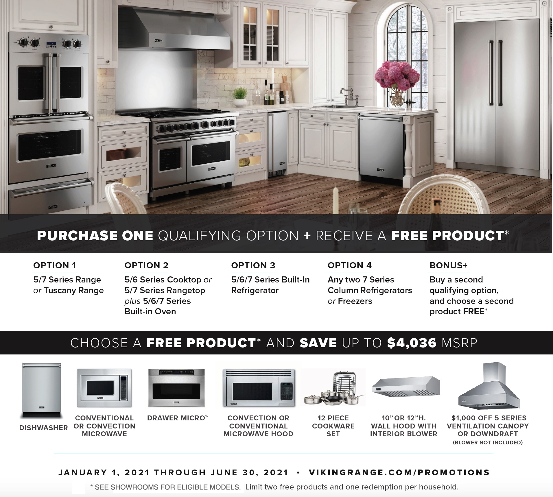 authorized viking appliance products