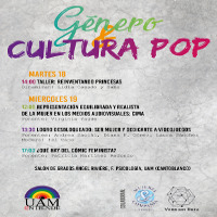 Genero y Cultura Pop_cartel
