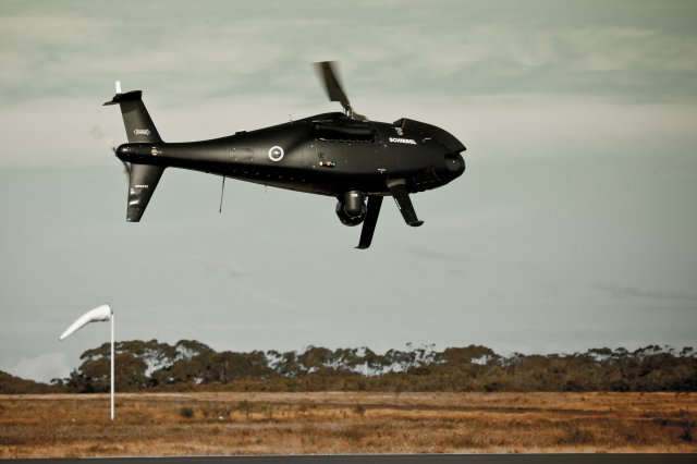 CAMCOPTER S-100 163