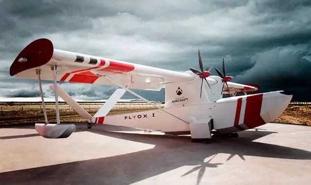 Singular-Aircraft-Flyox