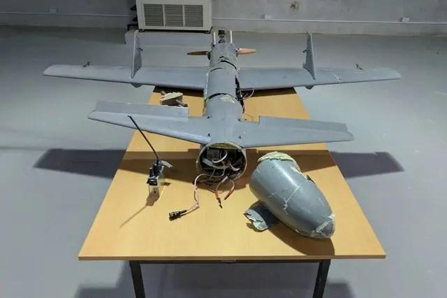 Iran Kamikazi drone