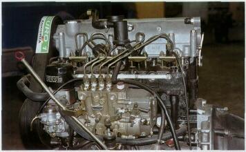Двигатели автомобилей УАЗ