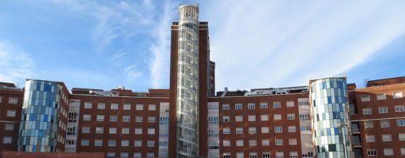 Resultado de imagen de edificio osakidetza