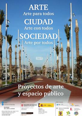 art, ciutat, societat