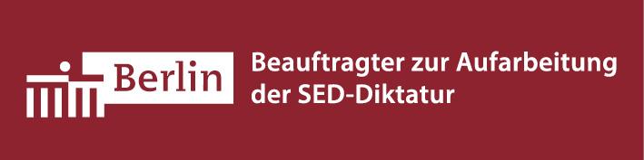 Logo: Berliner Beauftragter zur Aufarbeitung der SED-Diktatur
