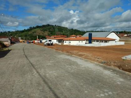 Investimento das obras e de cerca de R$ 1, 9 milhão (Foto: Ubatã Notícias)