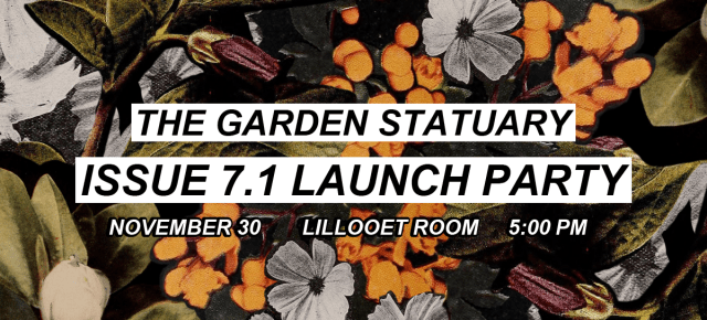 ✱ TGS Issue 7.1 Launch Party! ✱