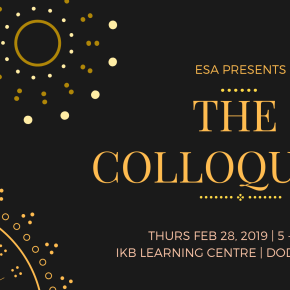 The 5th Annual Colloquium: Presenters and Abstracts