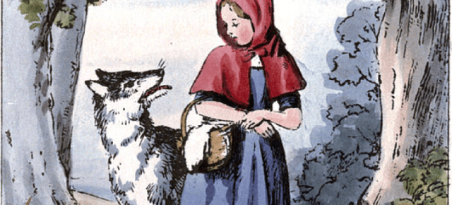 """Transgressive social mobility in Charles Perrault's """"Little Red Riding Hood"""""""