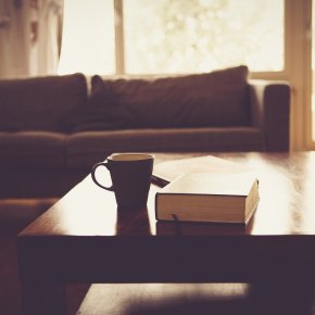 5 Comforting & Encouraging Book Recommendations