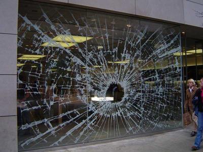 Escaparate Apple Store