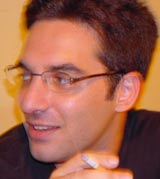 Mariano Amartino en 2001