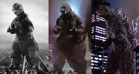 Godzilla imagen de Wikipedia