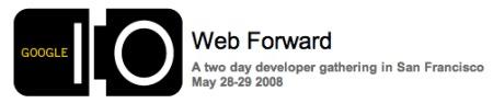 Google I/O Conferencia de desarrolladores web