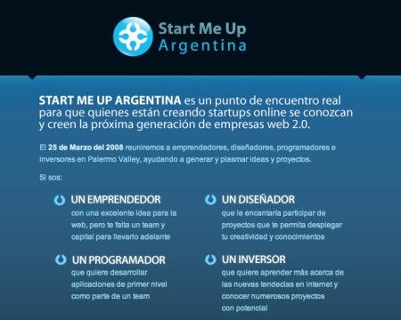 Startmeup Argentina: el evento para emprendedores