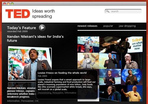 conferencia ted desktop