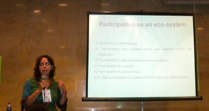 charla participacion