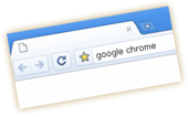 Google chrome tabs