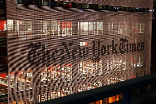 Edificio New York Times
