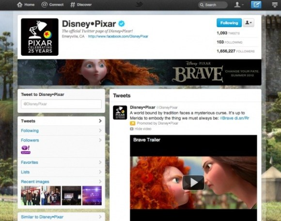 disney-pixar-twitter-brand-pages
