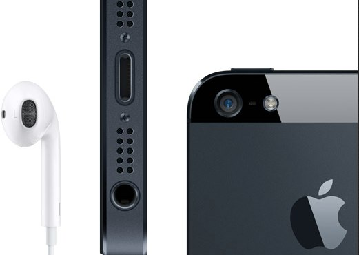 iPhone 5 negro