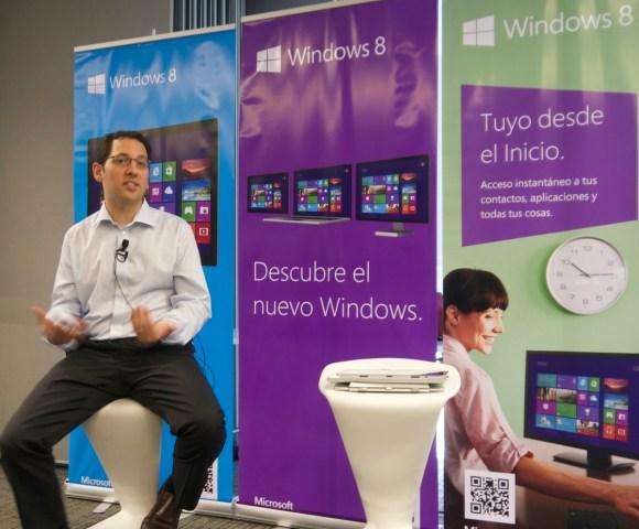 Chris Capossela Microsoft CMO