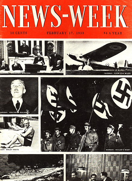 primer tapa de newsweek