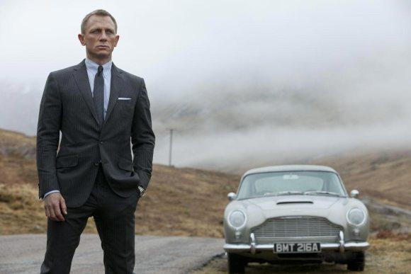 skyfall Bond