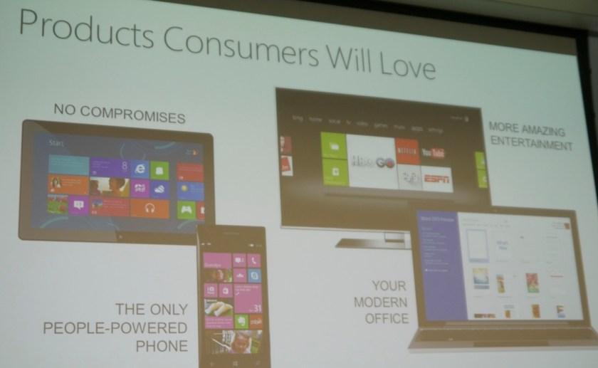 windows 8 una interfaz muchos dispositivos
