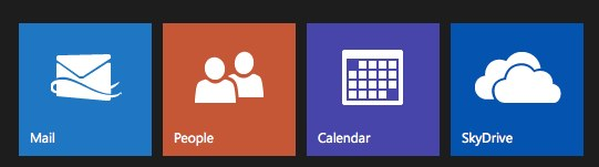 outlook.com mail calendar people