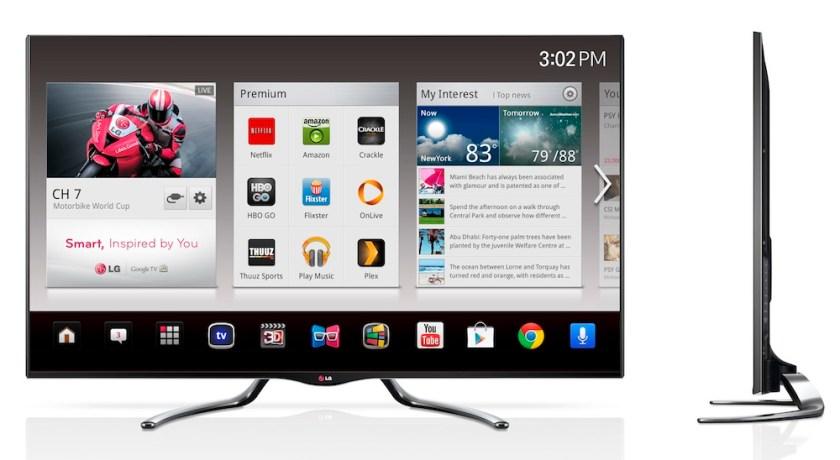 Ultra HD LG-Google-TV-CES2013