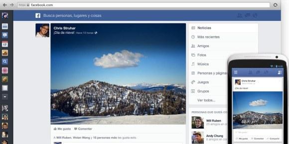 Noticias de Facebook