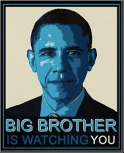 Big Brother es Obama 1984