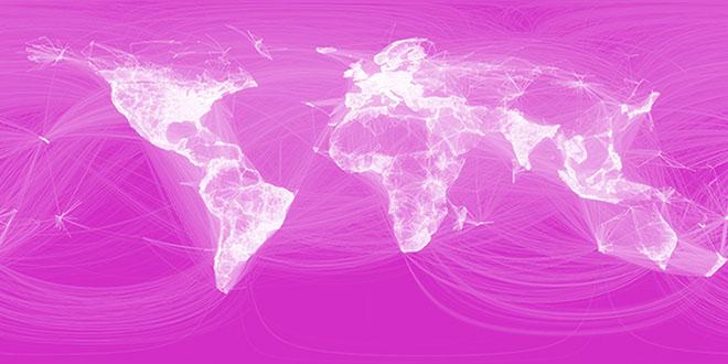 conectividad mundial