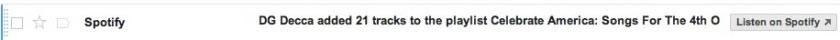 gmail bandeja de entrada con acciones