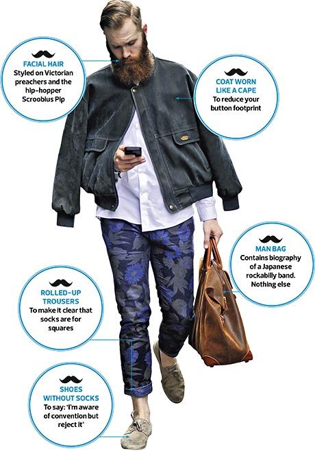 como ser un hipster o un nabo :)