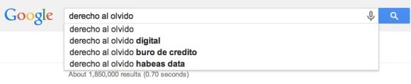 derecho al olvido - Google Search