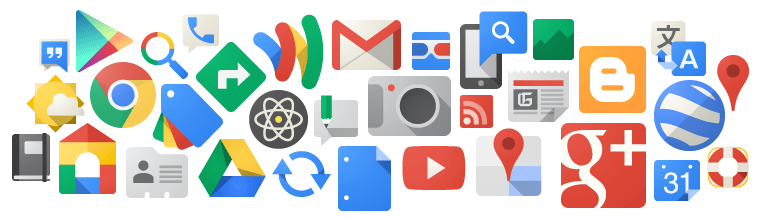 productos y servicios de google