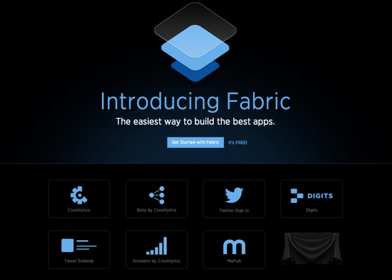 Fabric Twitter Developers