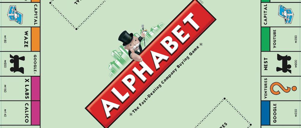 Alphabet y Google, su máquina de imprimir billetes.