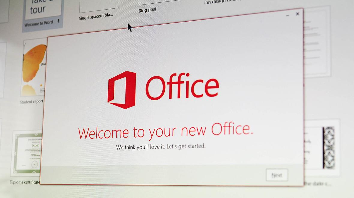 Office 365 en Facebook