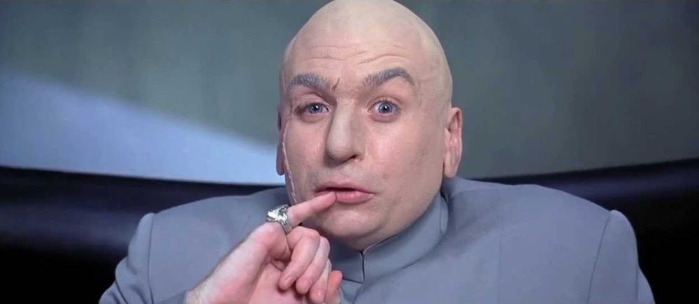 one billion dr evil