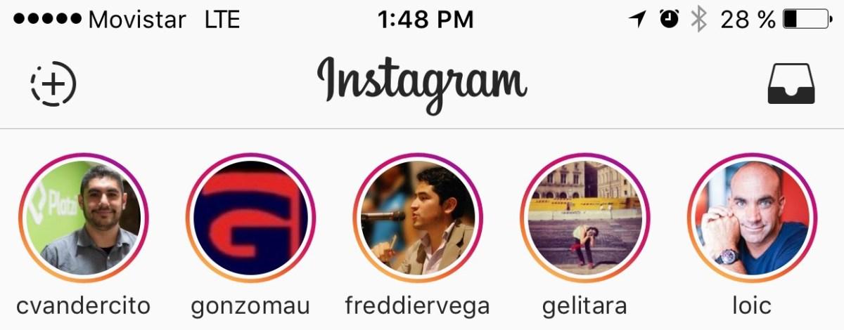 Instagram Stories fue un golpe defensivo contra Snapchat y funciona