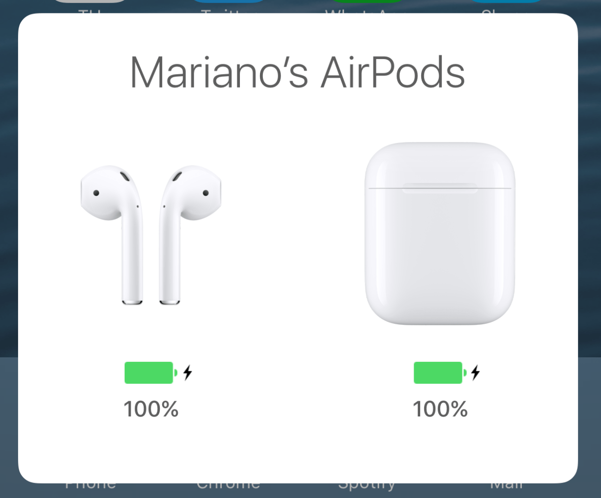 AirPods… some kind of magic