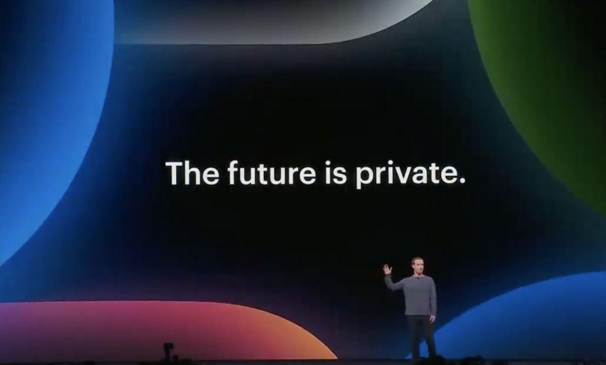 El futuro es privado.. cuando los datos ya son tuyos.