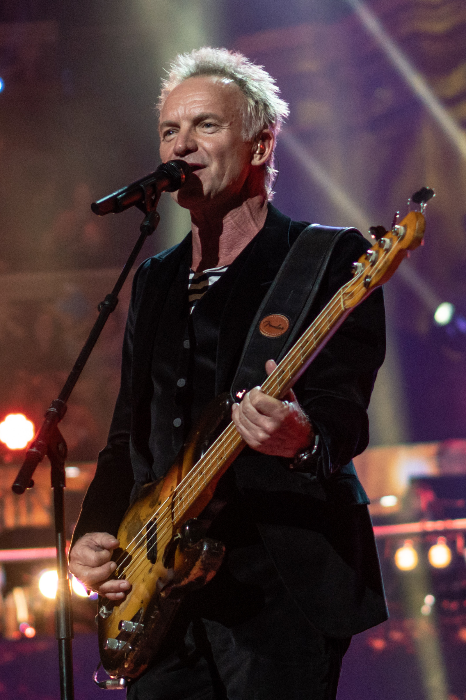 Englishman In New York By Sting