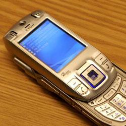 LG KC8100 to Use Windows Mobile 5.0