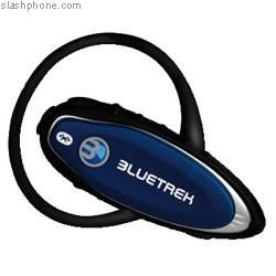 First Water Resistant Bluetooth Headset