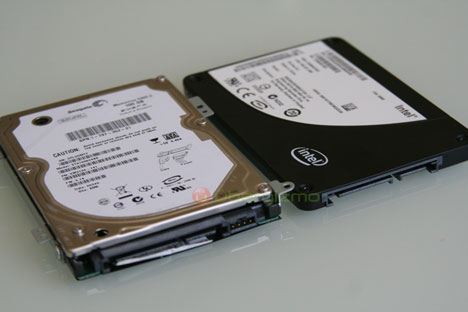 Intel SSD X25 80GB Review. SSD is Cool Again!